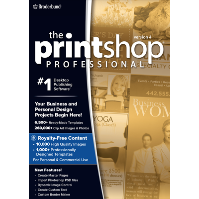 Printshop 4 Pro - ESD