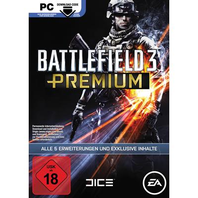 Battlefield 3 - Premium PDLC - USK 18 - ESD