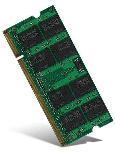 Micron Notebook Arbeitsspeicher DDR2 1024MB PC 5300