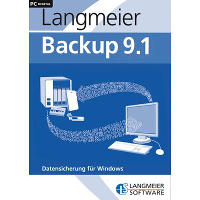 Langmeier Backup 9.1 Professional inkl. 3 Jahre Maintenance - ESD