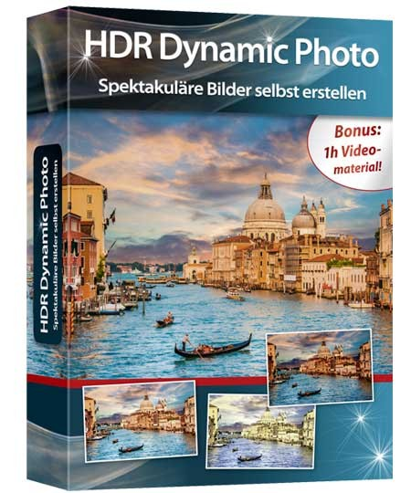 HDR Dynamic Photo - Box