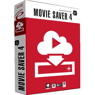 MovieSaver 4 - 1 User / 12 Monate - ESD