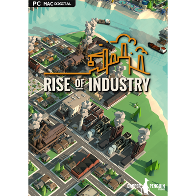 Rise of Industry (Early Access) - ESD