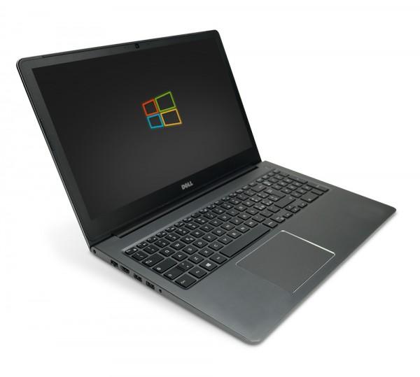Dell Vostro 5568 15,6 Zoll Full HD Laptop Notebook - Intel Core i5-7200U 2x 2,5 GHz WebCam