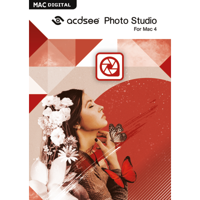 ACDSee Photo Studio für Mac 4 - ESD