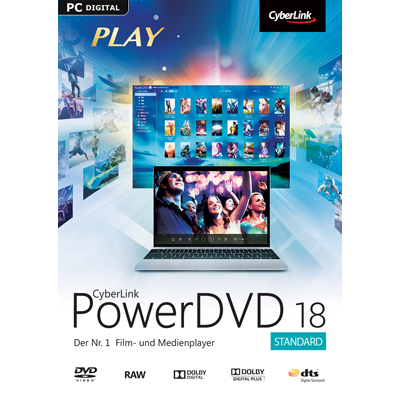 CyberLink PowerDVD 18 - ESD