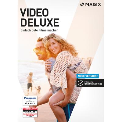 Magix Video Deluxe 2019 - ESD