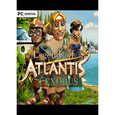 Legends of Atlantis: Exodus - ESD