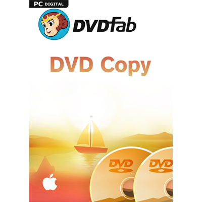DVDFab DVD Copy - ESD