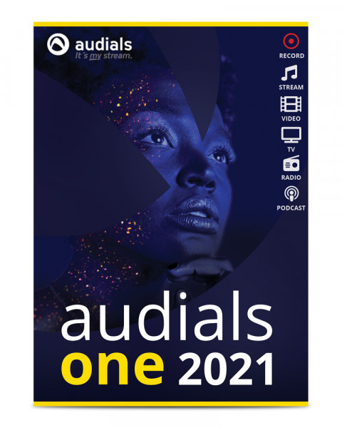 Audials One 2021 - ESD