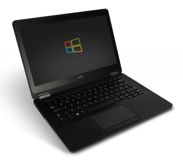 Dell Latitude E7270 12,5 Zoll Full HD Laptop Notebook - Intel Core i5-6300U 2x 2,4 GHz WebCam