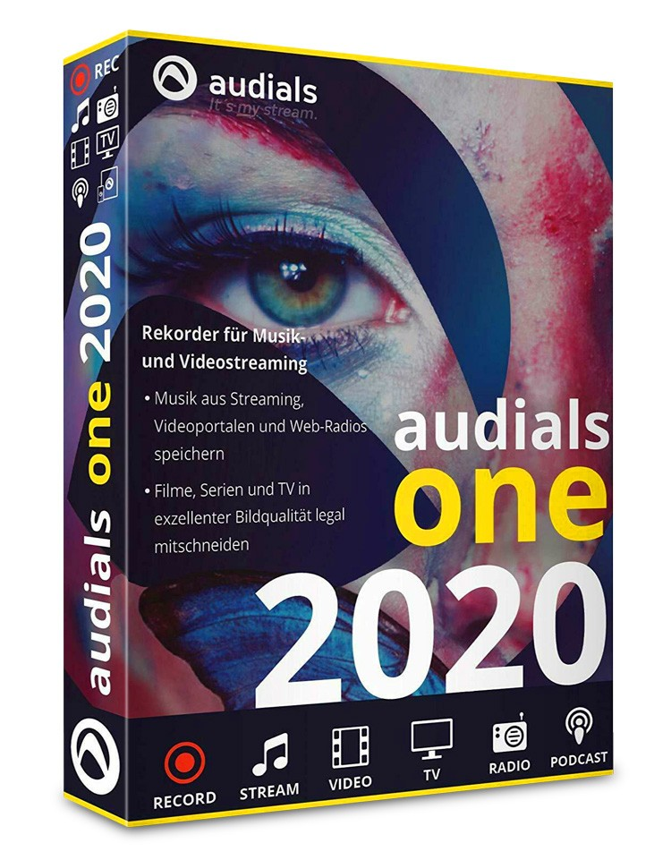 Audials One 2020 – ESD
