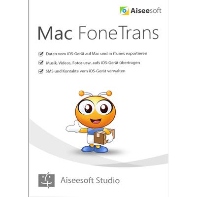 FoneTrans – iOS Transfer Mac Lebenslange Lizenz - ESD