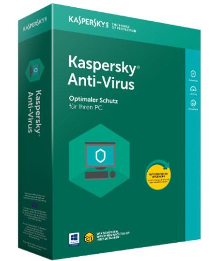Kaspersky Anti-Virus - 1PC / 1Jahr