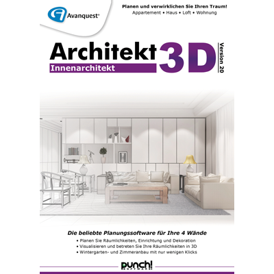 Architekt 3D 20 Innenarchitekt - ESD