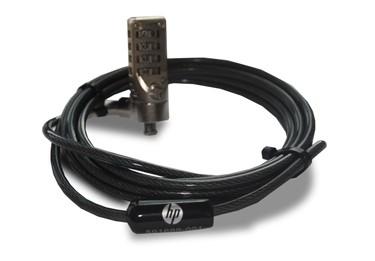 HP Notebook Sicherheits-/Kombinationschloss AY475AA