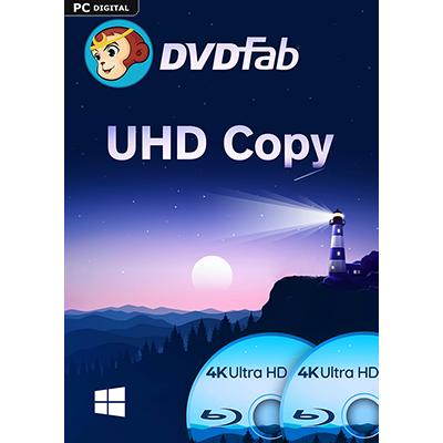 DVDFab UHD Copy (24 Monate) - ESD