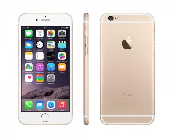 Apple iPhone 6 - 64 GB - WiFi / 4G / Bluetooth - Gold