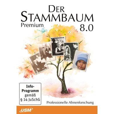 Stammbaum 8 Premium - ESD
