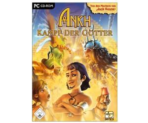 Ankh 3 - Kampf der Götter - USK 0
