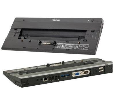 Toshiba Dockingstation - PA3916E-1PRP für Tecra & Portege Notebooks