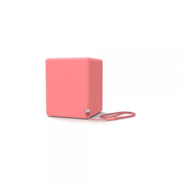 InLine Mini Bluetooth Lautsprecher Bobby mit Freisprechfunktion - Pink