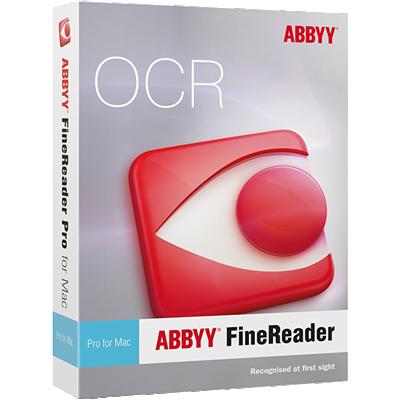 ABBYY FineReader Pro für Mac - Upgrade - ESD