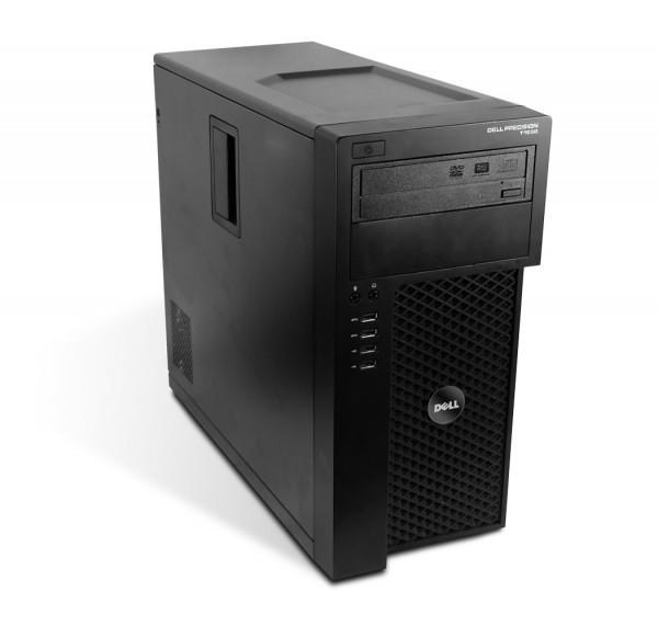 Dell T1650 Tower PC Computer - Intel G-Serie G840 2x 2,8 GHz DVD-Brenner