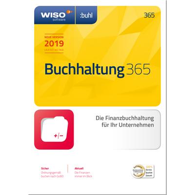 WISO Buchhaltung 365 (2019) - ESD