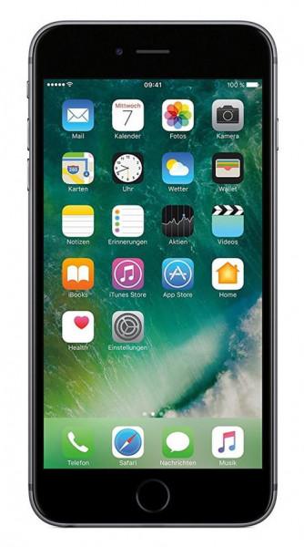 Apple iPhone 6S Plus - 5,5 Zoll Smartphone LTE - 64 GB - Spacegrey