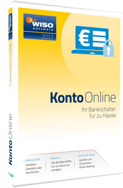 WISO Konto Online 2017