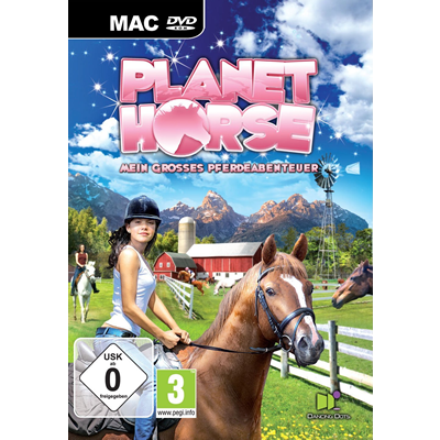 Planet Horse: Mein großes Pferdeabenteuer - ESD