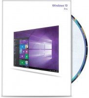 Windows 10 Pro 64 Bit - DVD + COA MAR
