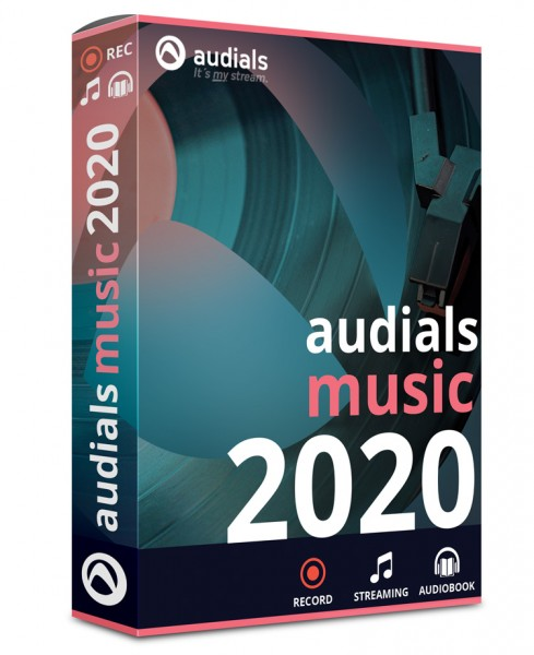 Audials Music 2020 - ESD