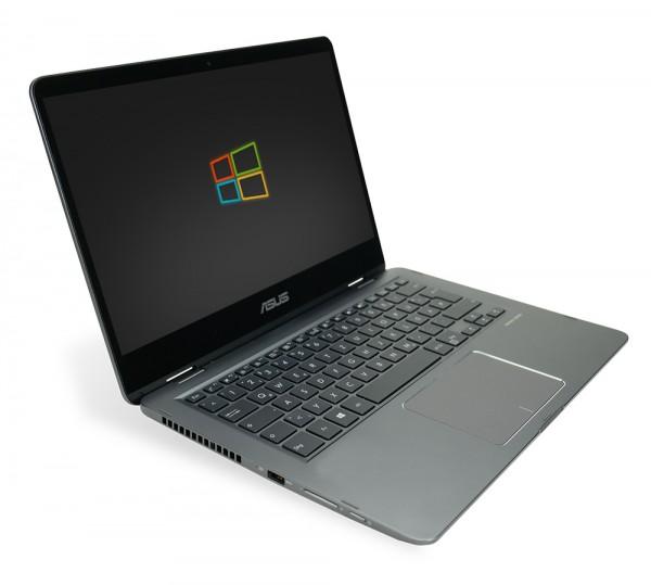 ASUS ZenBook Flip UX461U 14 Zoll Full HD TouchScreen Convertible - Intel Core i5-8250U 4x 1,6 GHz