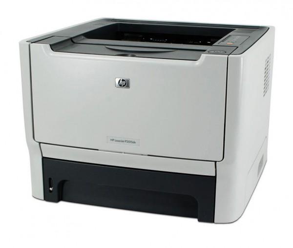 HP LaserJet P2015dn Laserdrucker Schwarz/Weiß