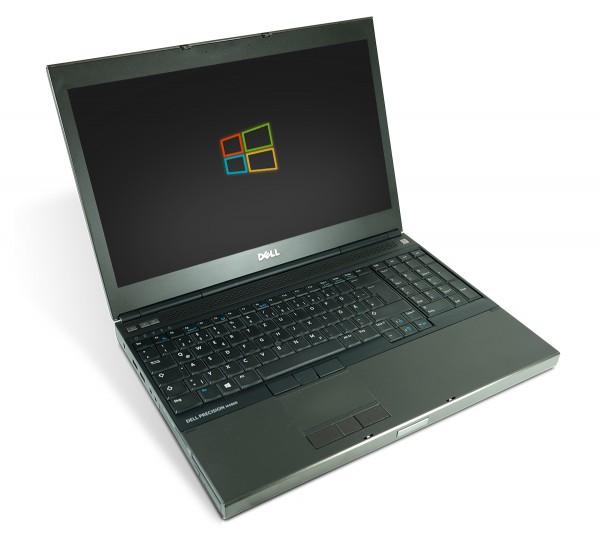 Dell GamerStation M4800 15,6 Zoll Full HD Notebook - Intel Core i7-4800MQ 4x 2,7 GHz DVD-Brenner