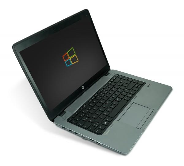 HP EliteBook 840-G1 14 Zoll Laptop Notebook - Intel Core i5-4300U 2x 1,9 bis 2,9 GHz WebCam