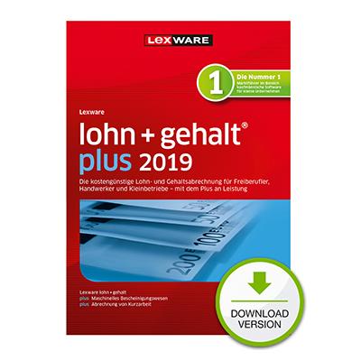 Lexware lohn+gehalt plus 2019 - ESD