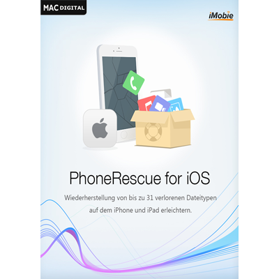 iMobie PhoneRescue iOS (Mac) - ESD