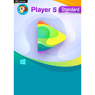 DVDFab Player 5 - 24 Monate - ESD