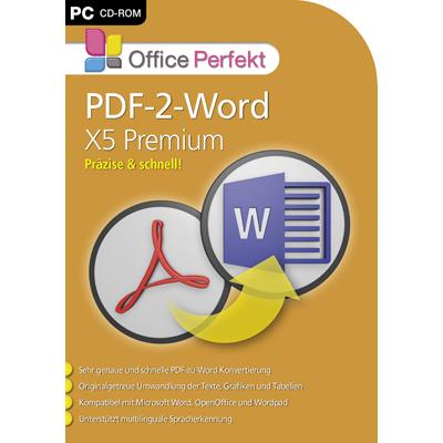 PDF-2-Word X5 Premium - ESD
