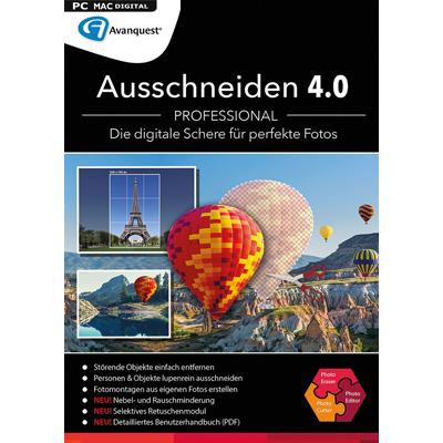 Ausschneiden 4.0 Professional (Mac) - ESD
