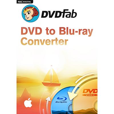 DVDFab DVD to Blu-ray Converter - ESD
