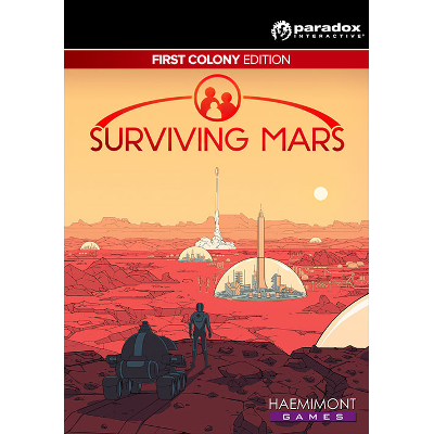 Surviving Mars First Colony Edition - ESD
