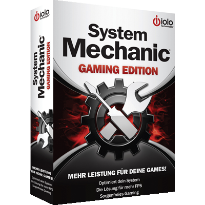 iolo technologies System Mechanic - Gaming Edition - ESD