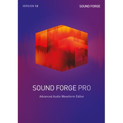 Magix Sound Forge Pro 12 - ESD