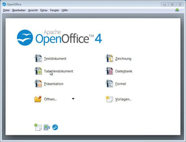 OpenOffice 4.1.3 Schüler & Studenten - ESD