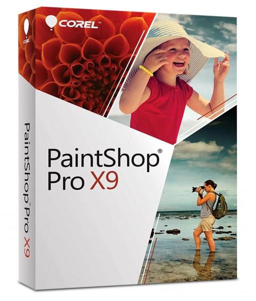 Corel PaintShop Pro X9