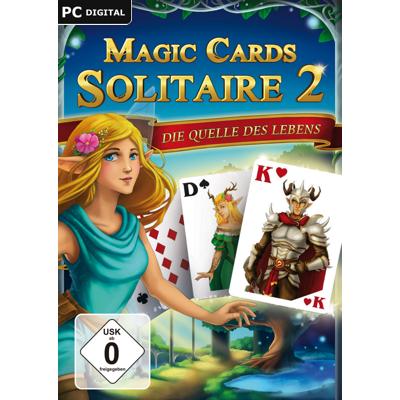 Magic Cards Solitaire 2 Die Quelle des Lebens - ESD